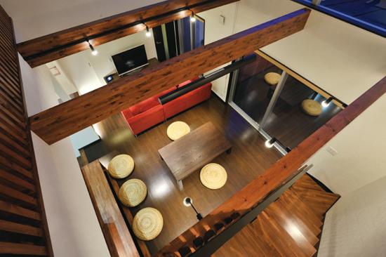 栃木建築社の施工事例写真_お城のような家1