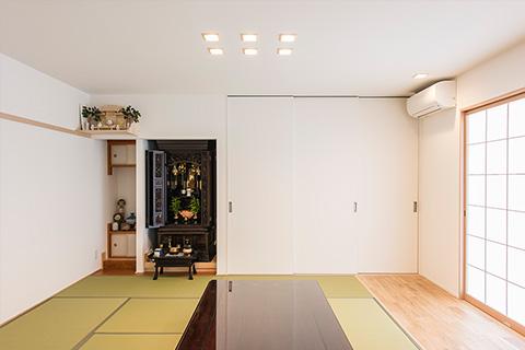 三成ホームの施工事例写真1