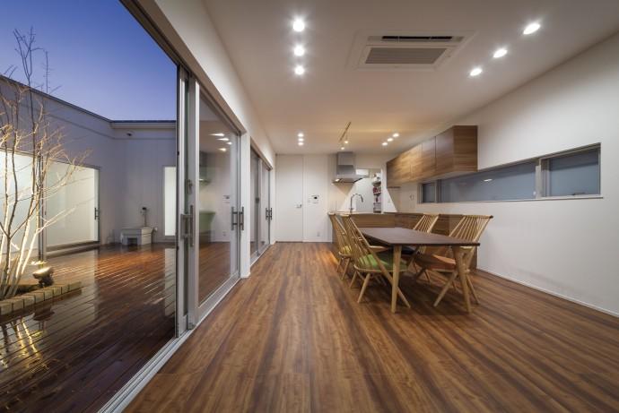 栃木建築社の施工事例写真_平屋の家2