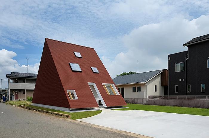 ALLデザインの施工事例写真_スタイリッシュな家1