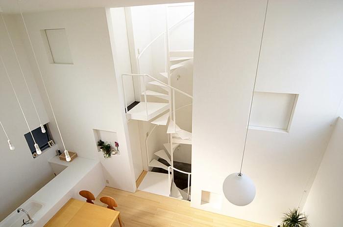 ALLデザインの施工事例写真_白い家1